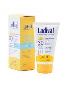 Ladival Fotoprotector Gel-Crema Facial Pieles Sensibles/ Alérgicas SPF30, 75ml