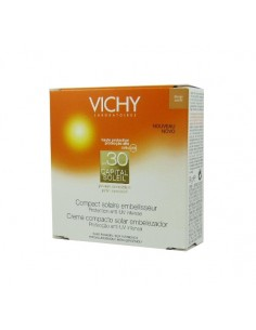 Vichy Capital Soleil SPF30 Compacto Solar Beige Arena, 9g