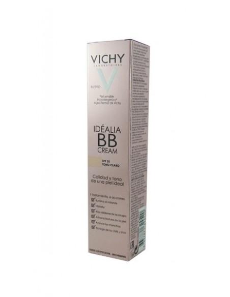 Vichy Idéalia BB Cream SPF25 Tono Claro, 40ml