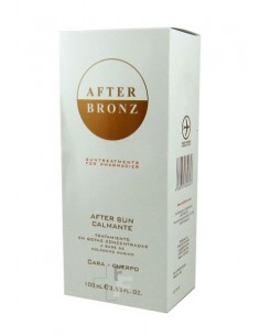 After Bronz After Sun Calmante cara-cuerpo, 100ml