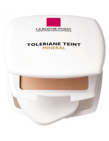 La Roche Posay Teint Mineral SPF25 Polvos compactos Tono 14 Beige Rose, 9.5 g
