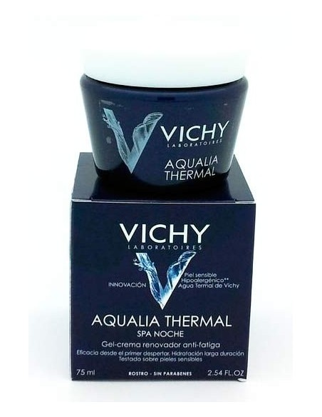 Vichy Aqualia Thermal Spa Noche, 75ml