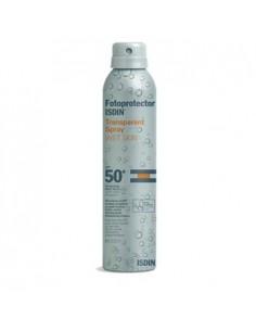Isdin Fotoprotector Extrem Pediátrico SPF50+ Spray Transparente Wet Skin, 200ml
