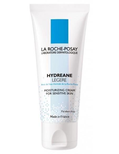 La Roche Posay Hydreane Ligera Hidratante Piel Sensible, 40ml