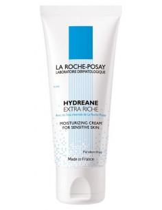 La Roche Posay Hydreane Extra Rica Hidratante Piel Sensible, 40ml