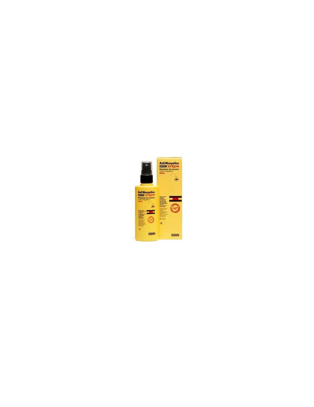 Spray AntiMosquitos Isdin Xtrem 50 ml | Farmacia-frias.com