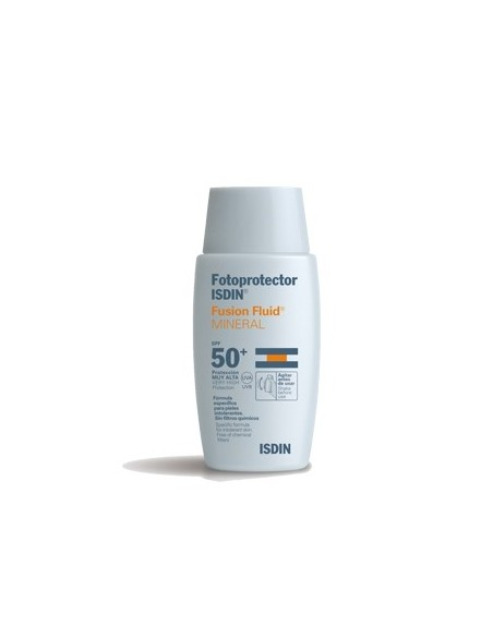 Isdin Fotoprotector Fusion Fluid Mineral SPF50+, 50ml