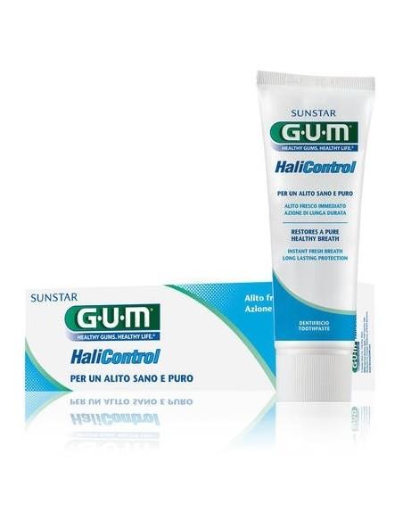 Gum HaliControl Gel Dentífrico, 75ml
