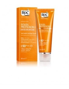 Roc Soleil Protexion Anti-Edad SPF 50+, 50ml