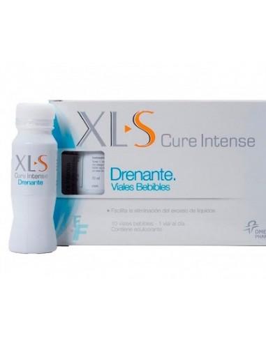 XLS Cure Intensive Drenante, 10 viales bebibles
