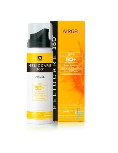 Heliocare 360 Airgel Crema SPF 50+, 60ml