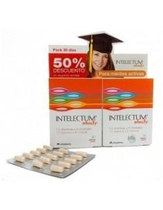 Arkopharma DUPLO Intelectum Study, 2X 30 capsulas