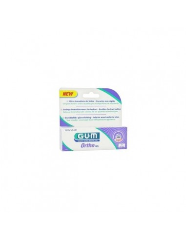 Gum Ortho Gel, 10ml
