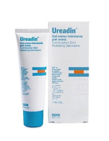 Ureadin Isdin Gel Cream Hidratación Facial Reequilibrante, 50ml