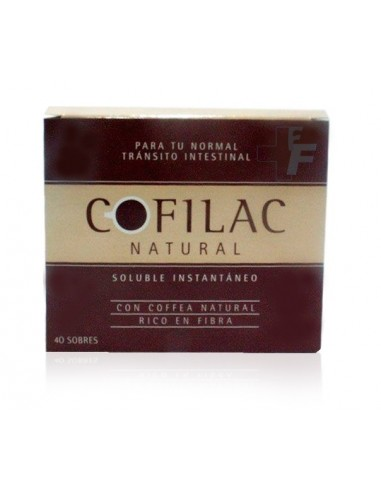 Cofilac Natural, 40 Sobres