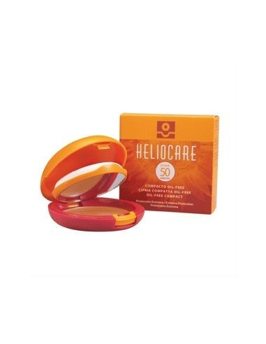 Heliocare Compacto Coloreado Light SPF 50, 10gr