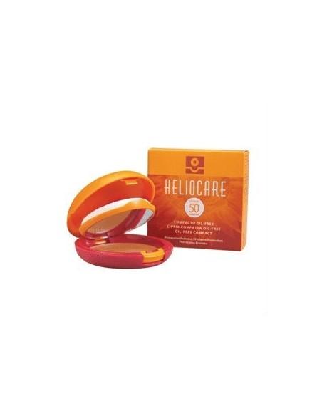 Heliocare Compacto Coloreado Brown SPF 50, 10gr