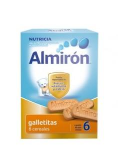 Almiron Advance Galletitas 6 Cereales, 180g