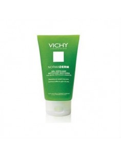 Vichy Normaderm Gel Exfoliante, 125ml