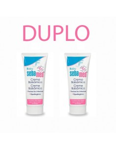 Sebamed Baby PACK Crema Balsámica, 2x 50ml