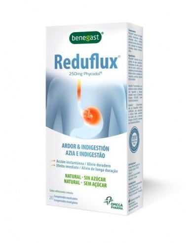 Reduflux, 20 comprimidos masticables