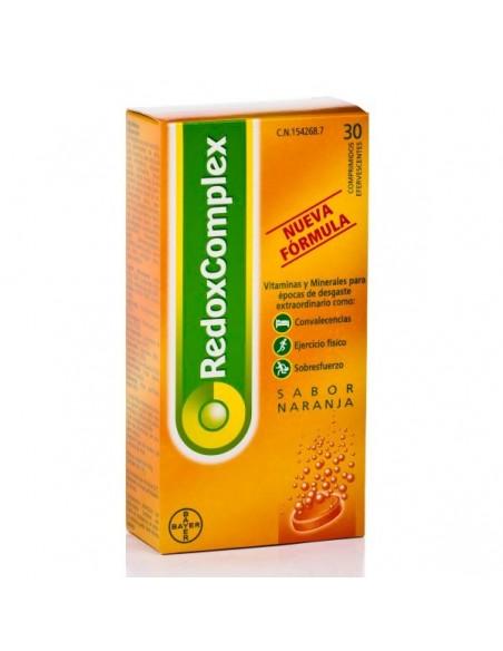 Redox Complex Efervescente, 30 Comprimidos
