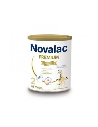 Novalac Premium 2 Leche infantil +6m, 400g