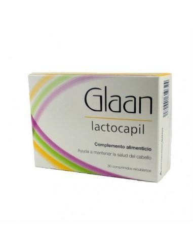 Glaan Lactocapil comprimidos, 60Comp