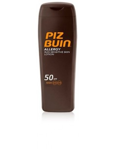 Piz Buin Allergy Loción Piel Sensible SPF50, 200ml