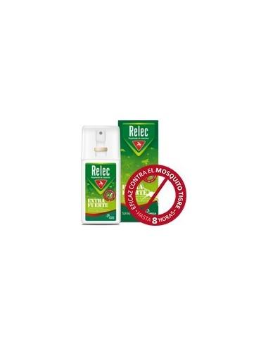 Relec Loción Extra Fuerte Repelente Insectos, 50ml