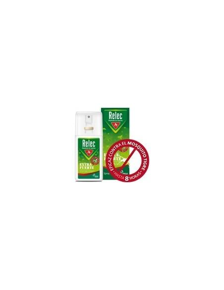 Relec Extra Fuerte Sray Repelente Insectos, 75ml