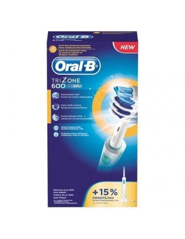 Oral-B Cepillo Eléctrico Professional Care Trizone 600