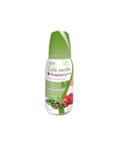 Café Verde + Raspberry Triestop, 250ml