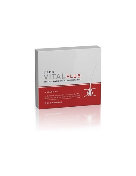 Vital Plus Complemento Alimenticio, 30 Cápsulas