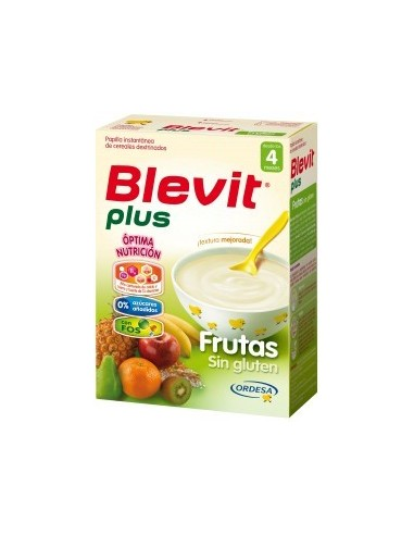 Ordesa Blevit Plus Frutas, 300g