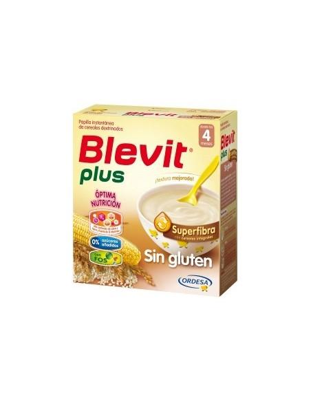 Ordesa Blevit Plus Superfibra Dieta Sin Gluten, 600g