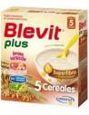 Ordesa Blevit Plus Superfibra Papilla 5 Cereales, 700g