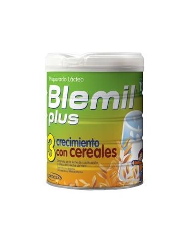 Ordesa Blemil Plus 3 Crecimiento con cerales, 800g