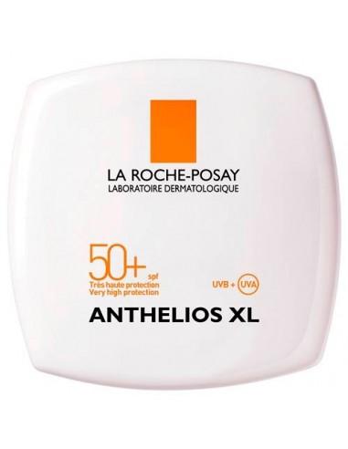 La Roche Posay Anthelios XL Unificador SPF50+ Crema Compacta, Tono Doré