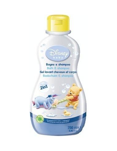 Disney Baby Espuma de Baño para Bebés, 500ml