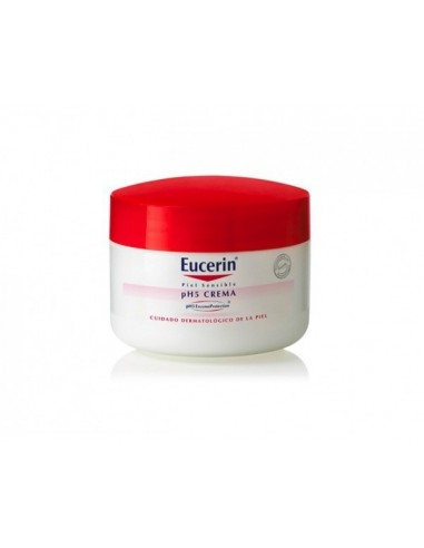 Eucerin pH5 Crema Hidratante, 100ml +REGALO Crema Hidratante 75ml