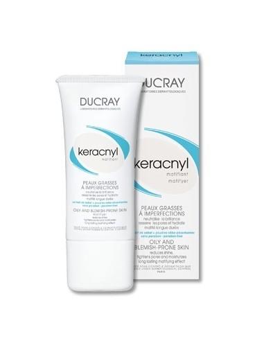 Ducray Keracnyl Crema Reguladora, 30ml