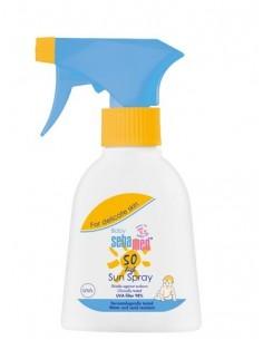 Baby Sebamed Spray solar SPF 50+, 200ml + Neverita Plegable