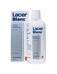 Lacer Blanc Plus Colutorio d-Menta, 500ml