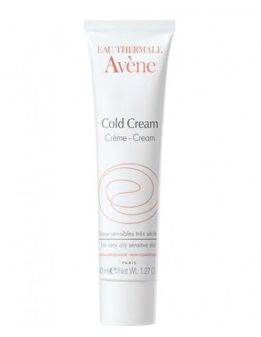 Avene Eau Thermale Cold Cream Facial, 40ml