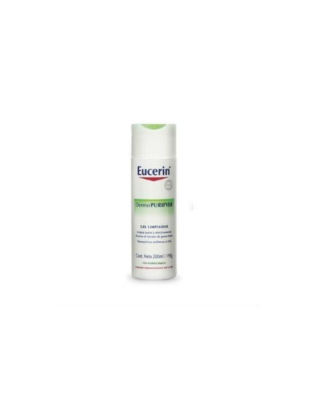Eucerin DermoPurifyer Gel Limpiador Piel Grasa, 200ml