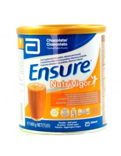 Ensure NutriVigor Chocolate Polvo, 400g