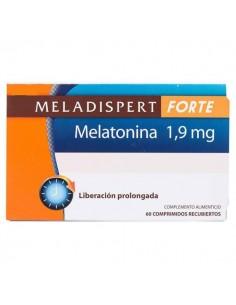 Meladispert Forte Melatonina 1.9mg 60 comprimidos recubiertos