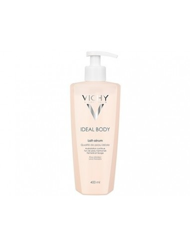 Vichy Ideal Body Leche-Sérum, 400ml