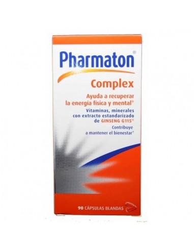 Pharmaton Complex 90 capsulas